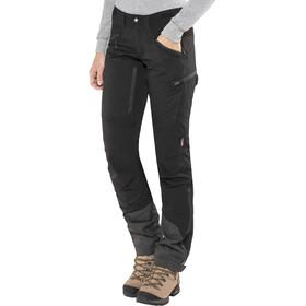 Lundhags Makke Pantalon Femme, black